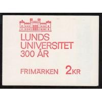 H.206, Lunds Universitet 300 år del av knr 250