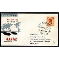 Australien, Air Mail, Qantas