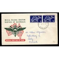 Australien, Royal Flying Doctor Service of Australia, FDC