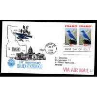 USA, 100th Anniversary Idaho Statehood