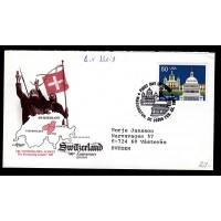 USA, 700th Anniversary Switzerland