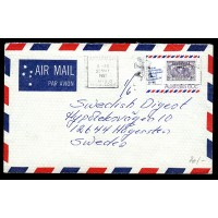 Australien, Air Mail