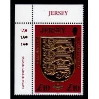 Jersey - SG.927, £10 Nytt Millenium, **