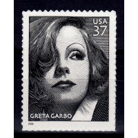 USA - SG.4481, 37c Greta Garbo, **