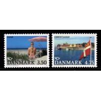 Danmark - F.1030-1031, Norden IX. Turism, **