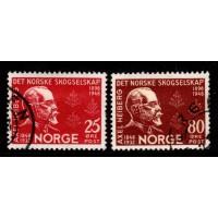 Norge - F.369-370, Skogssällskapet