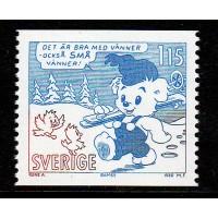 F.1141, 1.15 kr Svenska serier