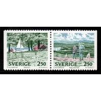 F.1599+1600SX, 2.50 kr Nationalparker 2