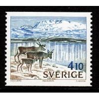 F.1602, 4.10 kr Nationalparker 2