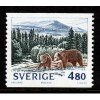 F.1603, 4.80 kr Nationalparker 2