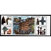 F.1609-1616HBL,  Vikingar