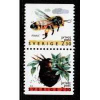 F.1628+1633SX, 2.30 kr Rabattmärken XII - Biodling