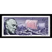 F.1864, 6.40 kr Frans G Bengtsson