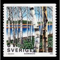 F.2181, 6 kr Skogen
