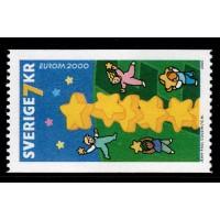 F.2198, 7 kr Europa 2000