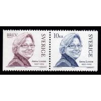 F.2399+2400SX1, Anna Lindh (1957-2003)