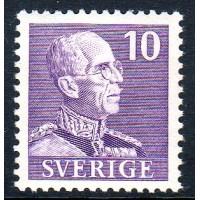 F.269C, 10 öre Gustaf V profil höger, typ I **