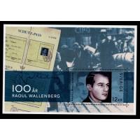 F.2901BL, 12 kr Raoul Wallenberg **