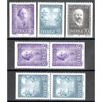 F.716-718,  Nobelpristagare 1910 **