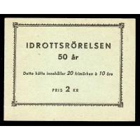 H.101, Riksidrottsförbundet 50 år