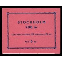 H.102, Stockholm 700 år
