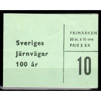 H.113B2, Sverige Järnvägar 100 år