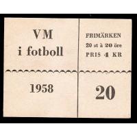 H.122AII, VM i fotboll
