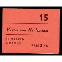 H.128, Verner von Heidenstam