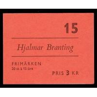 H.135, Hjalmar Branting