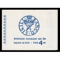 H.203, Sveriges Riksbank 300 år