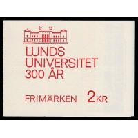H.206, Lunds Universitet 300 år