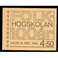 H.209, Folkhögskolan 100 år