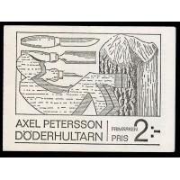 "H.213, Axel Pettersson ""Döderhultarn"""