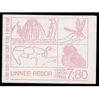 H.307:0, Linnés resor