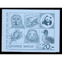 H.357, Levande natur