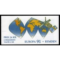 H.414, Europa XX. Europa i rymdåldern