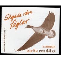 H.452, Skydda våra fåglar