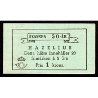H.59, Arthur Hazelius