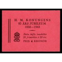 H.65:0, Gustaf V 85 år