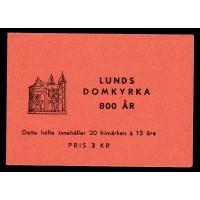 H.76, Lunds Domkyrka 800 år