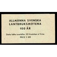 H.78, Svenska Lantbruksmötena 100 år