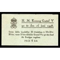 H.86, Gustaf V 90 år