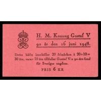 H.87, Gustaf V 90 år