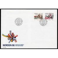F.1412-1413, Norden VII. Vänorter 27-5-86
