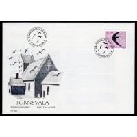 F.1521, Tornsvala 25-8-88