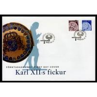 F.2171-2172, Karl XIIs fickur 13-1-00