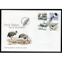 F.2238-2241, Fyra fåglar - fyra årstider 22-3-01