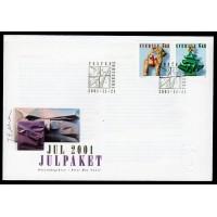 F.2281-2282, Julsaker - Utrikes julpost 21-11-01