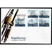 F.2665-2668, Segelfartyg 15-5-08