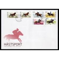 F.2846-2850, Hästsport